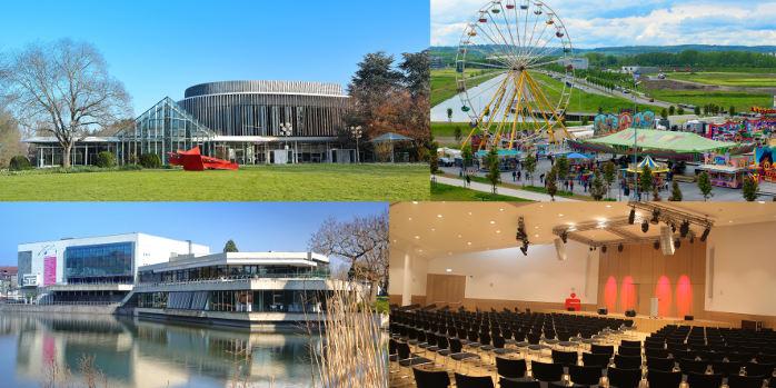 Abb. zu Artikel Das Congress Center Böblingen / Sindelfingen – Wunderbar wandelbar