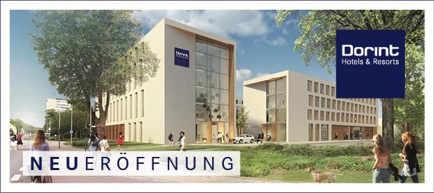 Abb. zu Artikel Dorint Hotel Düren: Eröffnung im Dezember 2018