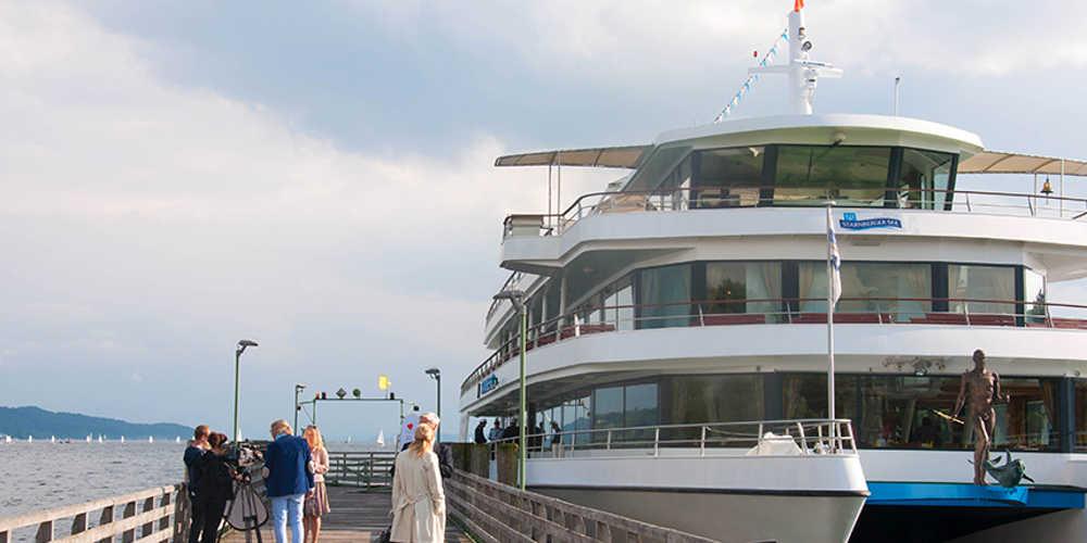 Abb. zu Artikel Tagungsevent auf dem Starnberger See