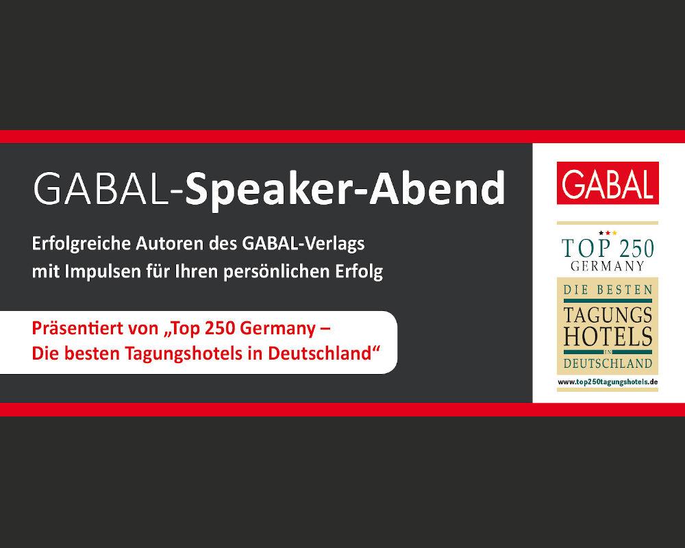 Abb. zu Artikel Speaker-Event in der Region Nordschwarzwald / Karlsruhe / Stuttgart