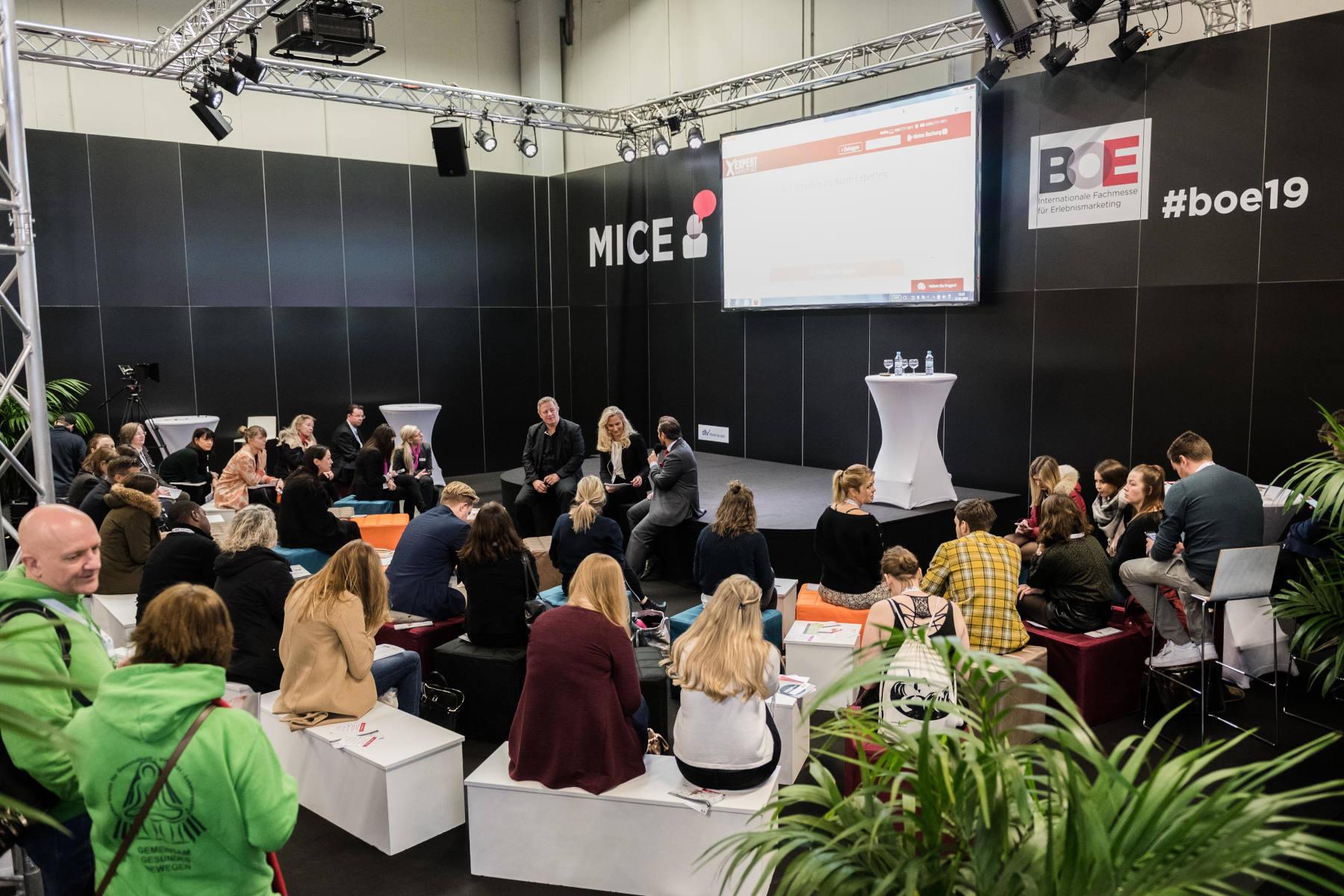 Abb. zu Artikel Internationale Fachmesse für Erlebnismarketing in Dortmund