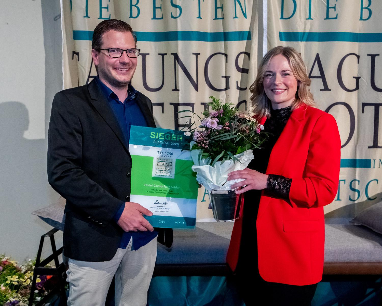 Abb. zu Artikel Beste deutsche Tagungshotels im Corona-Jahr gekürt