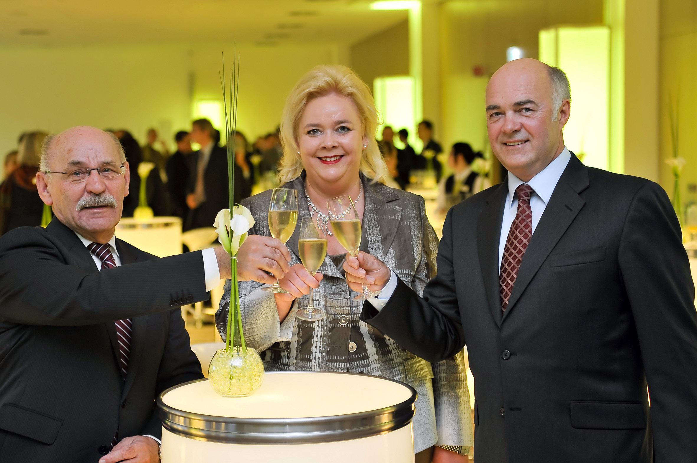 Abb. zu Artikel Eröffnungsfeier im Atlantic Congress Hotel Essen