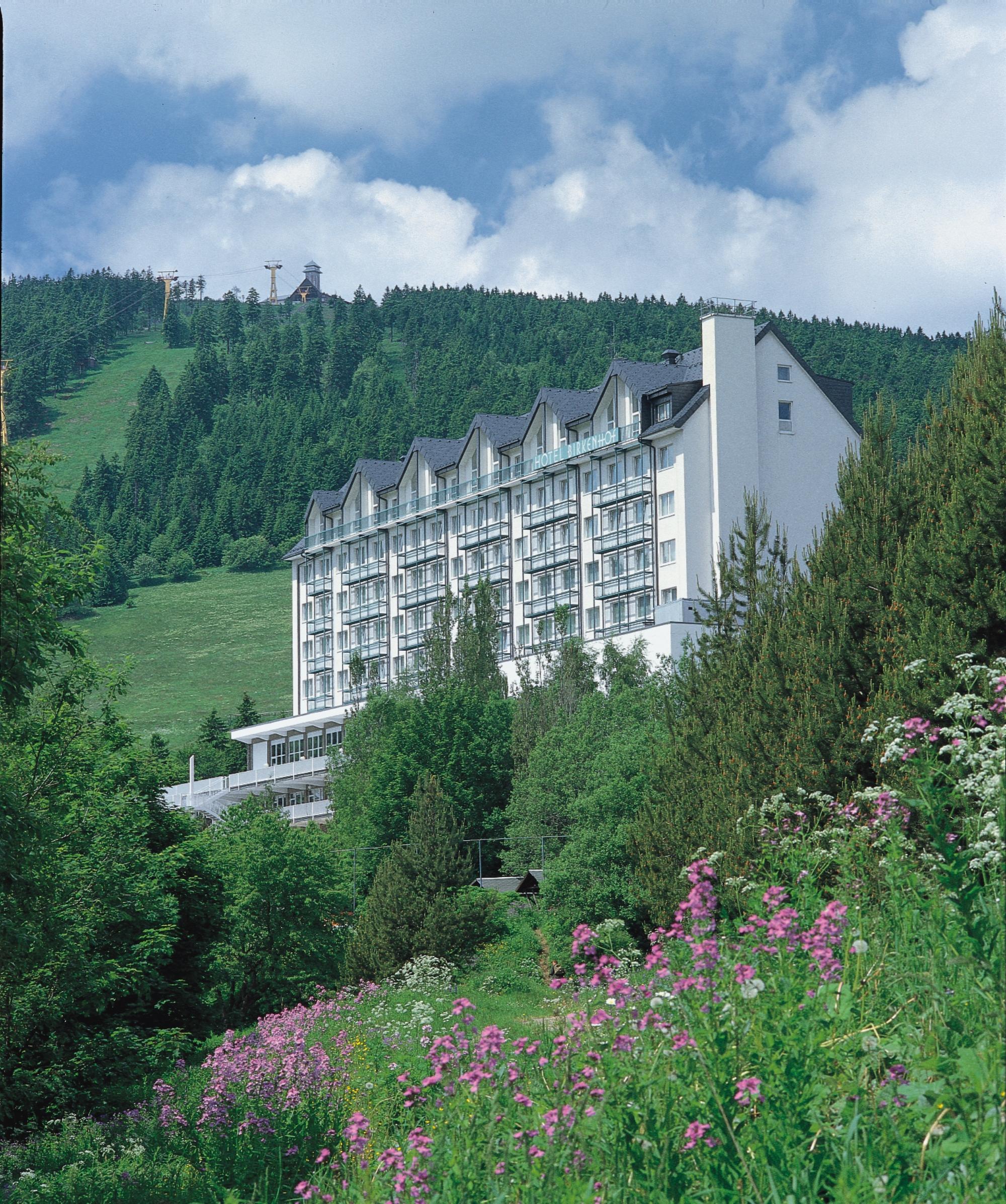 Abb. zu Artikel Tagen auf über 900 Metern - Best Western Hotel Birkenhof in Oberwiesenthal****