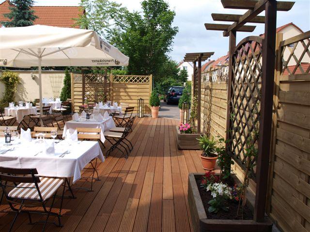Abb. zu Artikel Neue Terrasse im Best Western Hotel Stadt Merseburg