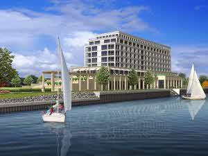 Abb. zu Artikel MICE & MEER: das neue Columbia Hotel Wilhelmshaven