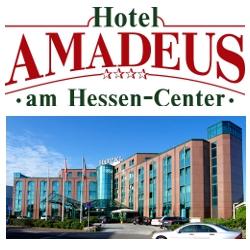 Abb. zu Artikel Das 4* Hotel Amadeus ist Ihr komfortables Tagungshotel in Frankfurt.