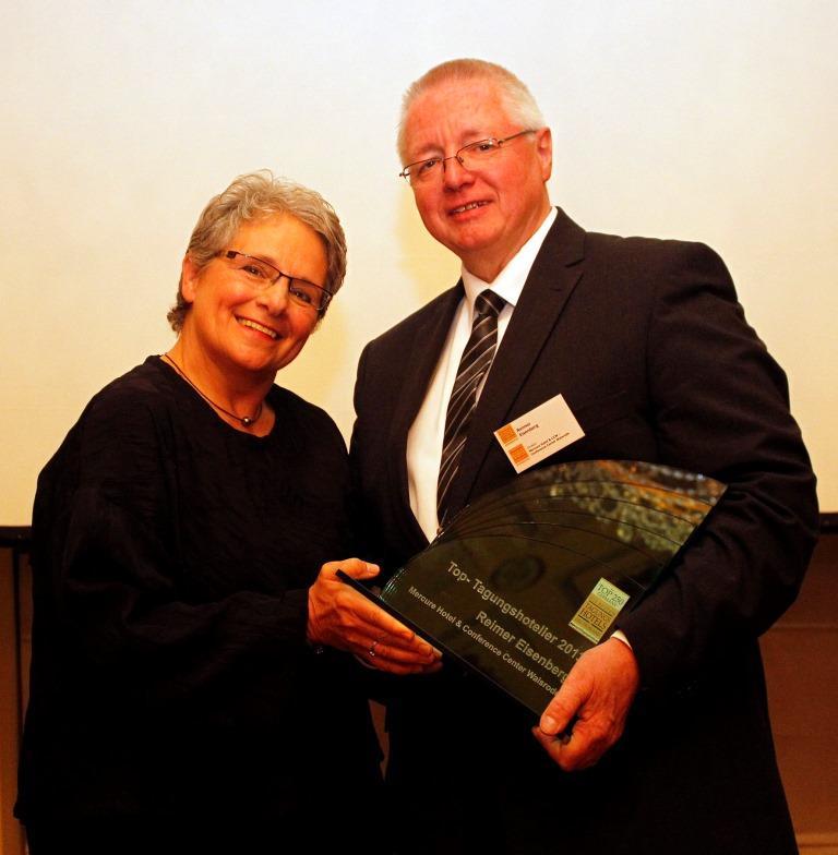Abb. zu Artikel Reimer Eisenberg ist TOP-Tagungshotelier 2013