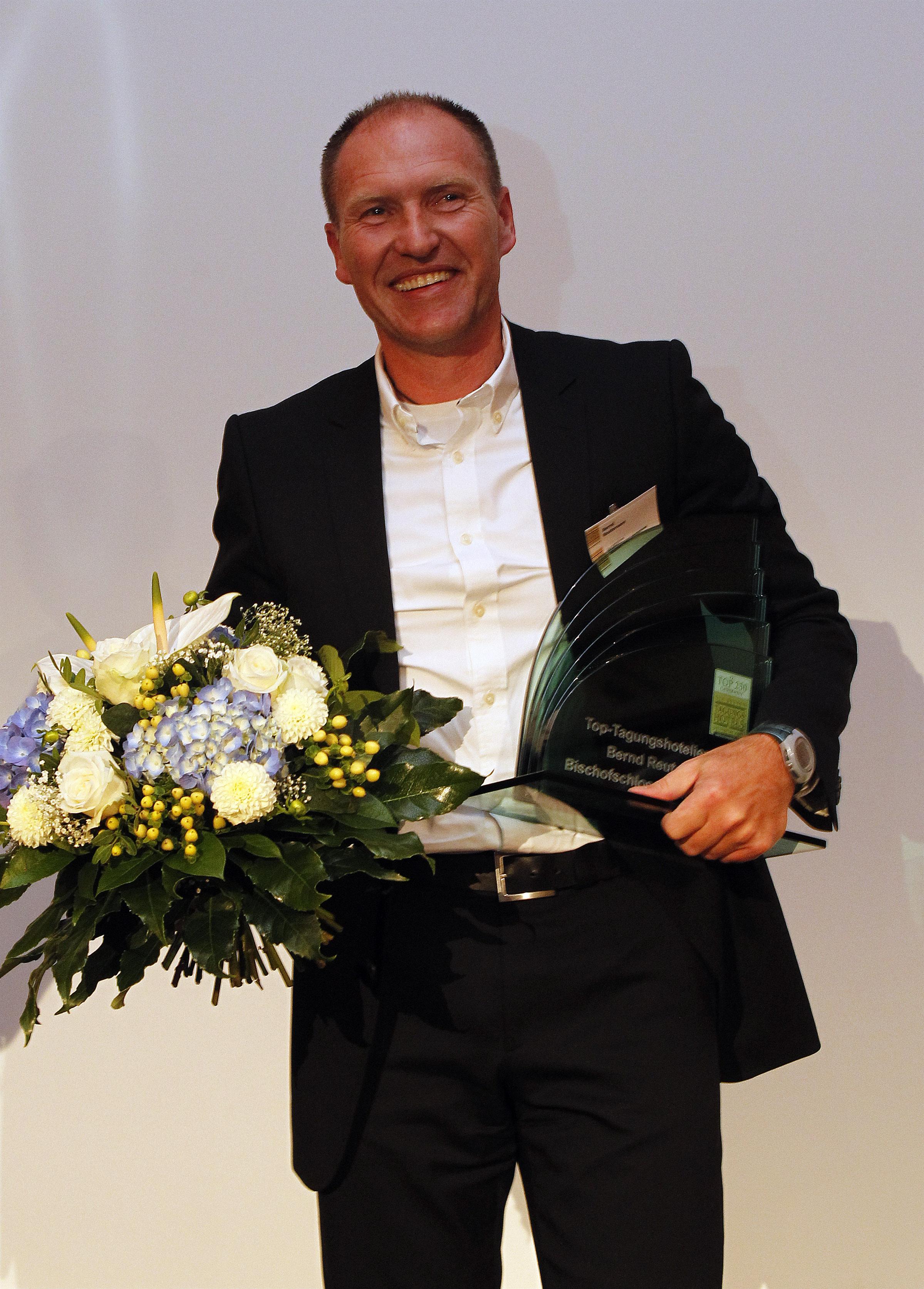 Abb. zu Artikel Bernd Reutemann Top-Tagungshotelier 2012