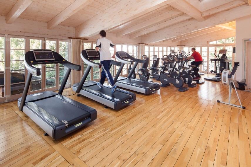 Abb. zu Sonnenalp geht in die FitnesszZukunft