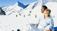 Abb. zu Echtes Champagnerfeeling: Sonne, Ski und Wellness